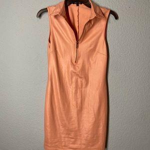 Pink Fashionnova Dress